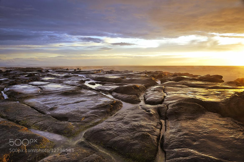 Photograph Puesta en la playa by César Comino García on 500px