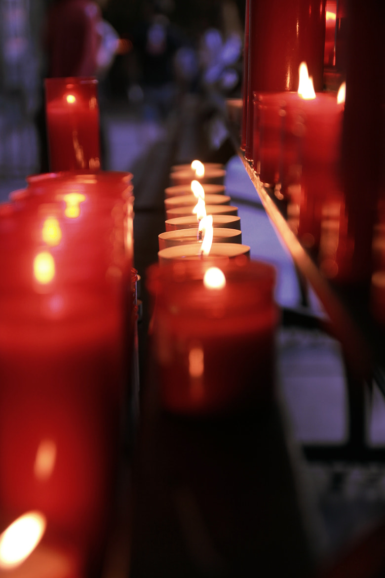 Photograph velas by Fran  Andrades on 500px