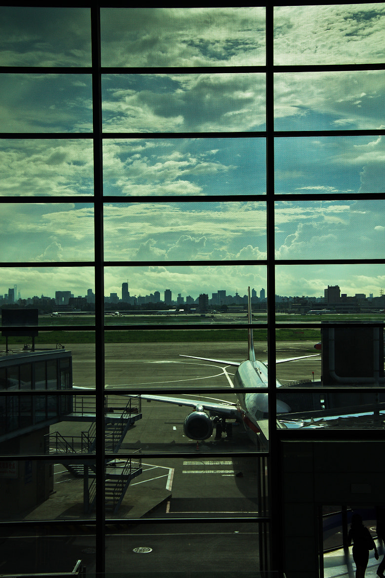 Photograph Airport -aircraft -Cloud by Paul Wang on 500px