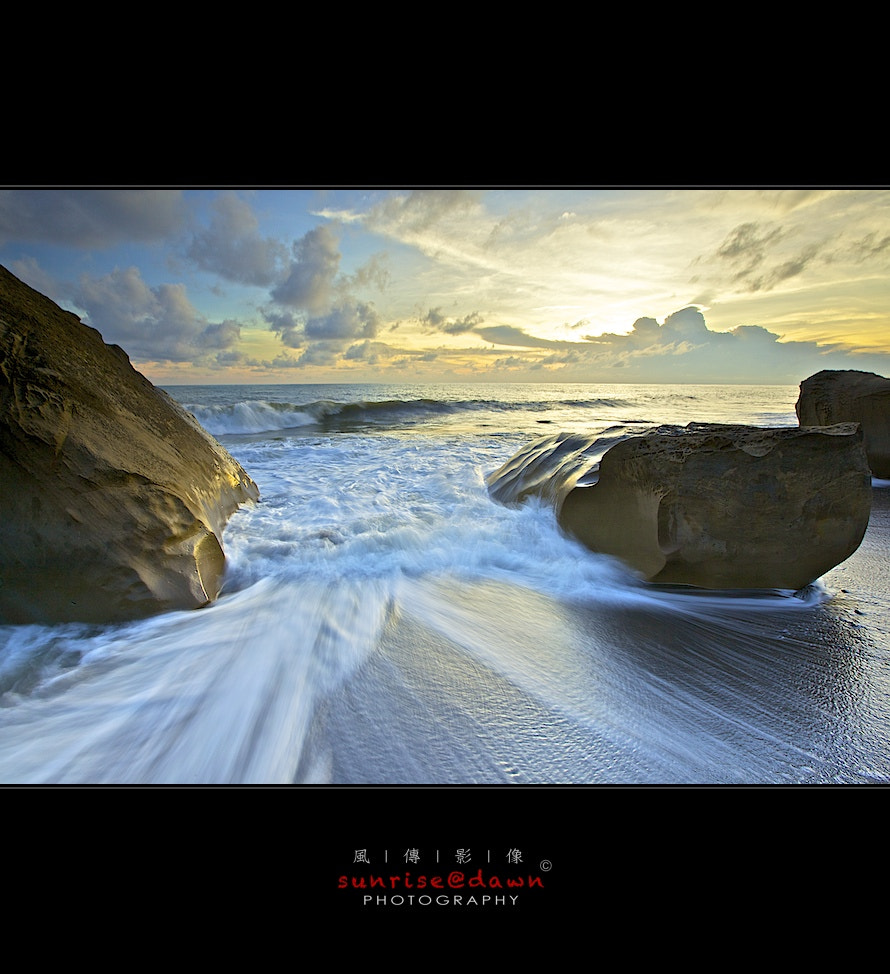 Photograph Waves & Rocks @ Fangshan by SUNRISE@DAWN photography 風傳影像 on 500px