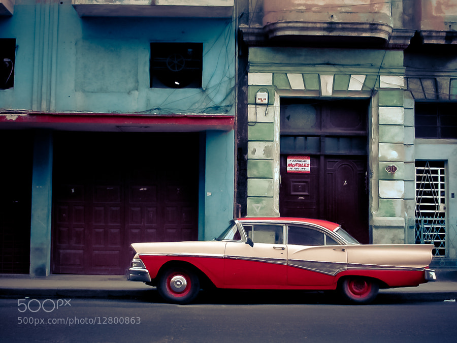 Photograph Havana Hopper by Luis Mariano González on 500px