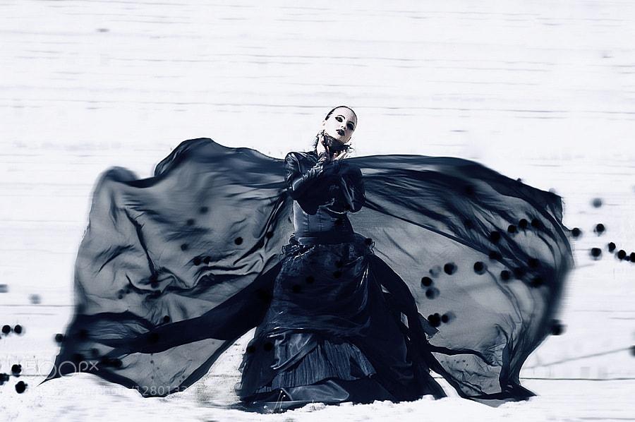 Photograph black lady by Alena Kycher on 500px