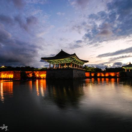 An-ab-ji, in Kyungju