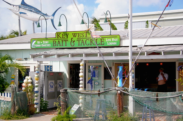 Photograph Key West Bait & Tackle by Mark Coffman on 500px