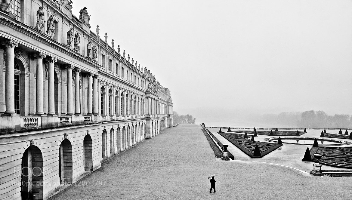 Photograph Versailles by Isabelle Jouvie on 500px