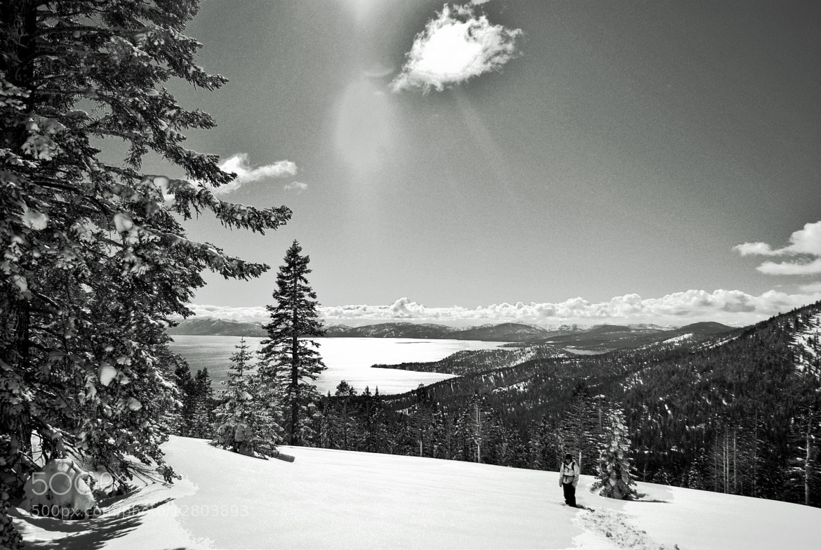 Photograph Snowshoe Tahoe by Kelly S on 500px