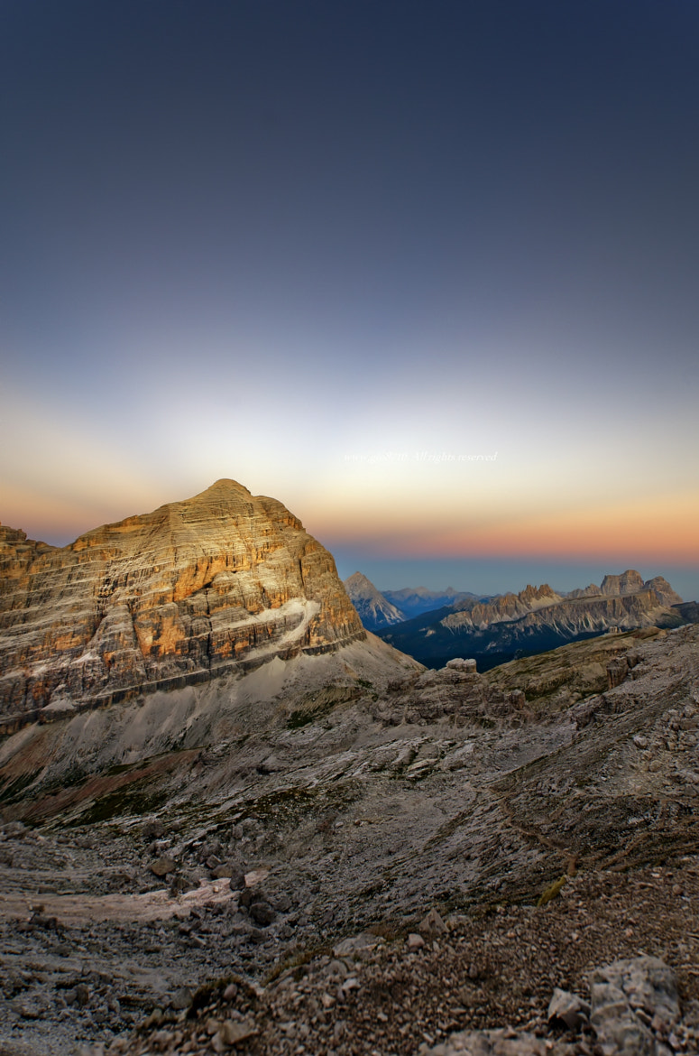 Photograph In a moment become night by Giorgio Dalvit on 500px