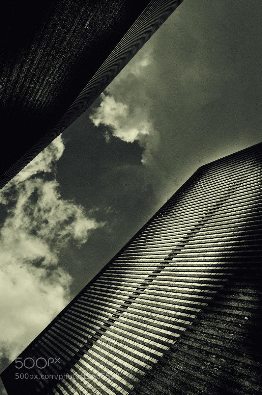 Photograph Manhattan Skyline Series 048 by hafeez raji on 500px