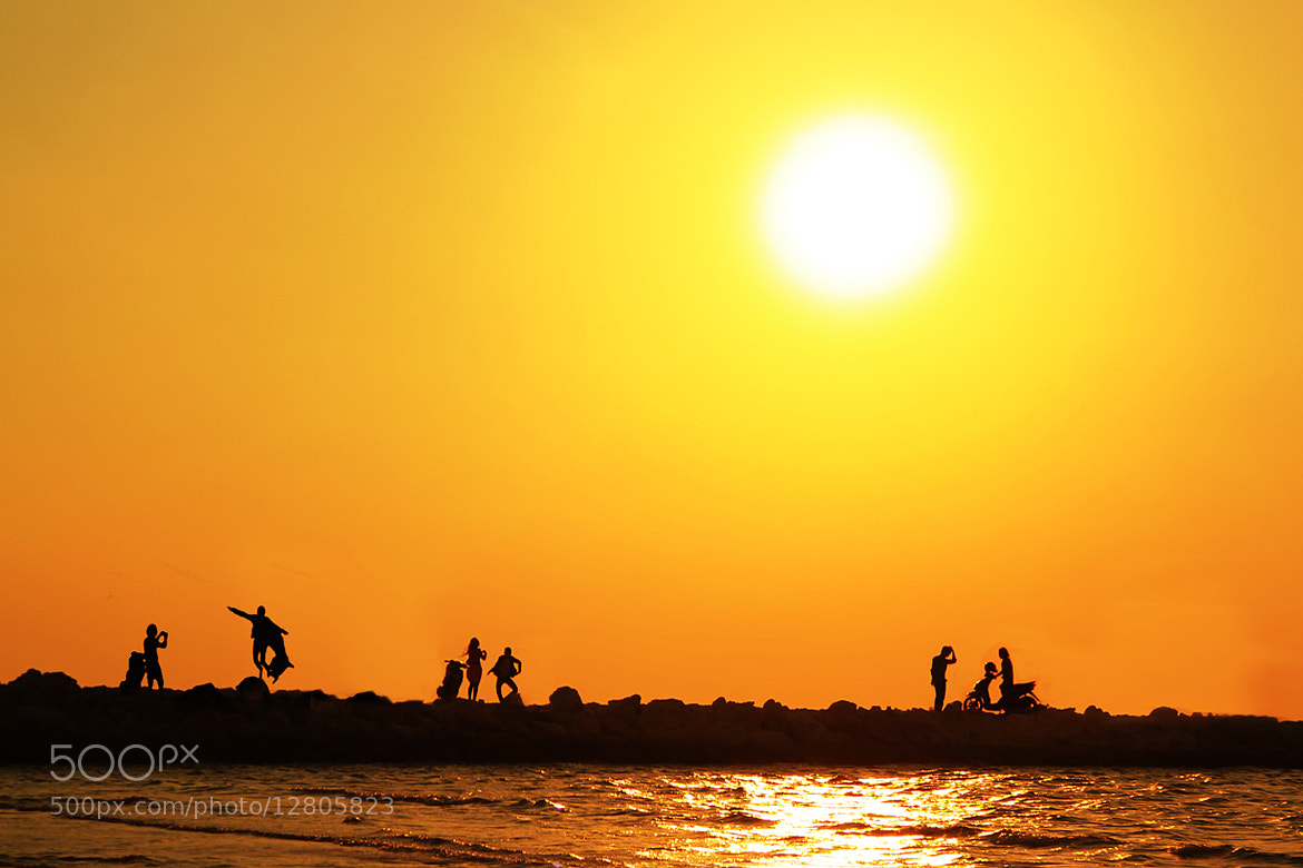 Photograph under the sunset by 3 Joko on 500px