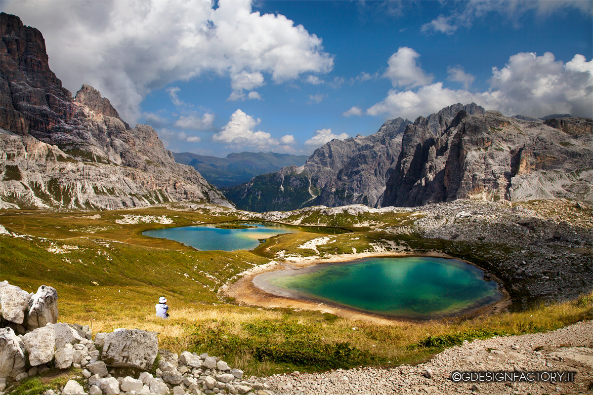 Photograph Twin lakes by GdesignFactory on 500px