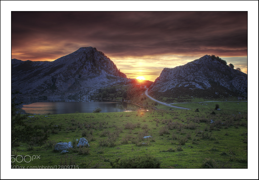 Photograph Lago Enol (Asturias) by Paco  Zaragoza on 500px