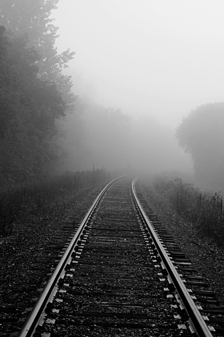 Photograph Foggy Travels by Don Hennessey on 500px