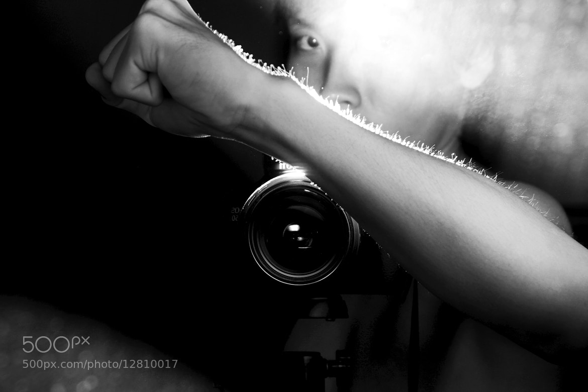 Photograph Me And My Camera by Liew Chi Khong on 500px