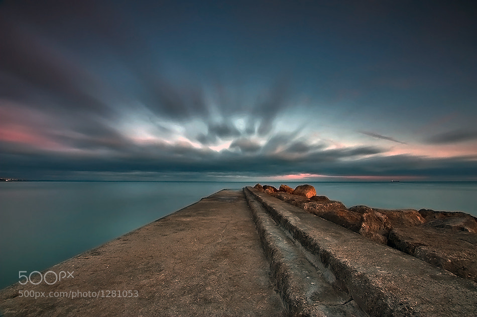 Photograph Empty Pier by Jaime Carvalho on 500px