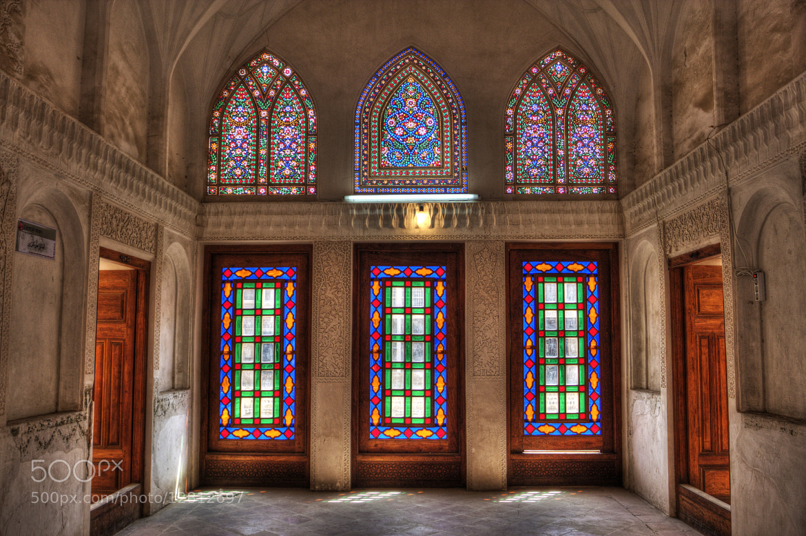 Photograph Inside an Iranian Old House by Chaluntorn Preeyasombat on 500px