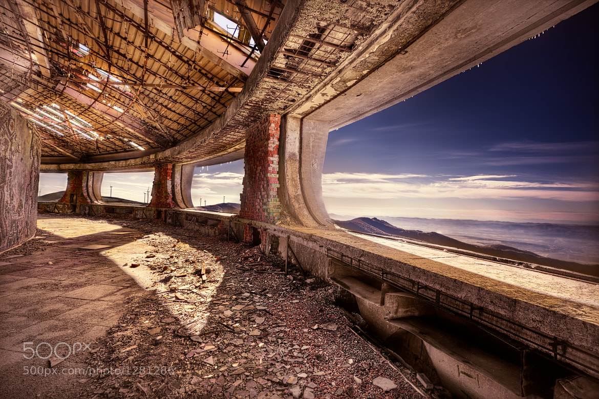 Photograph Buzludzha #6 by David Nightingale on 500px