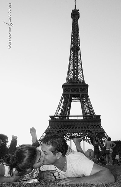 Photograph Paris...with Love by Tony Abougharib on 500px