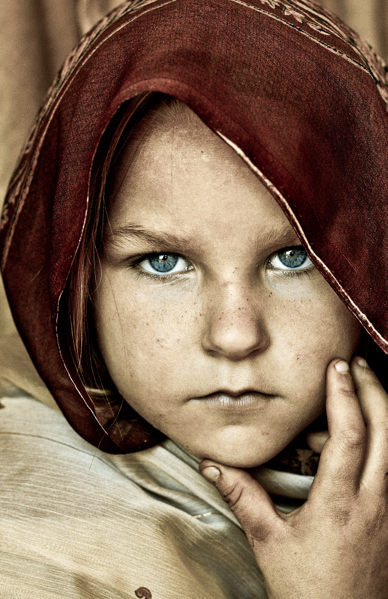 Photograph Innocence of Poverty by Christina Witham on 500px