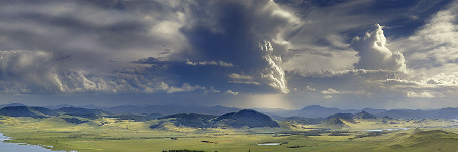 Photograph Storm by Dmitry Antipov on 500px