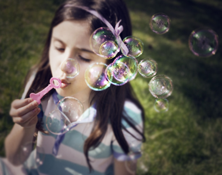 Photograph Blowing bubbles by Christopher J Morse on 500px