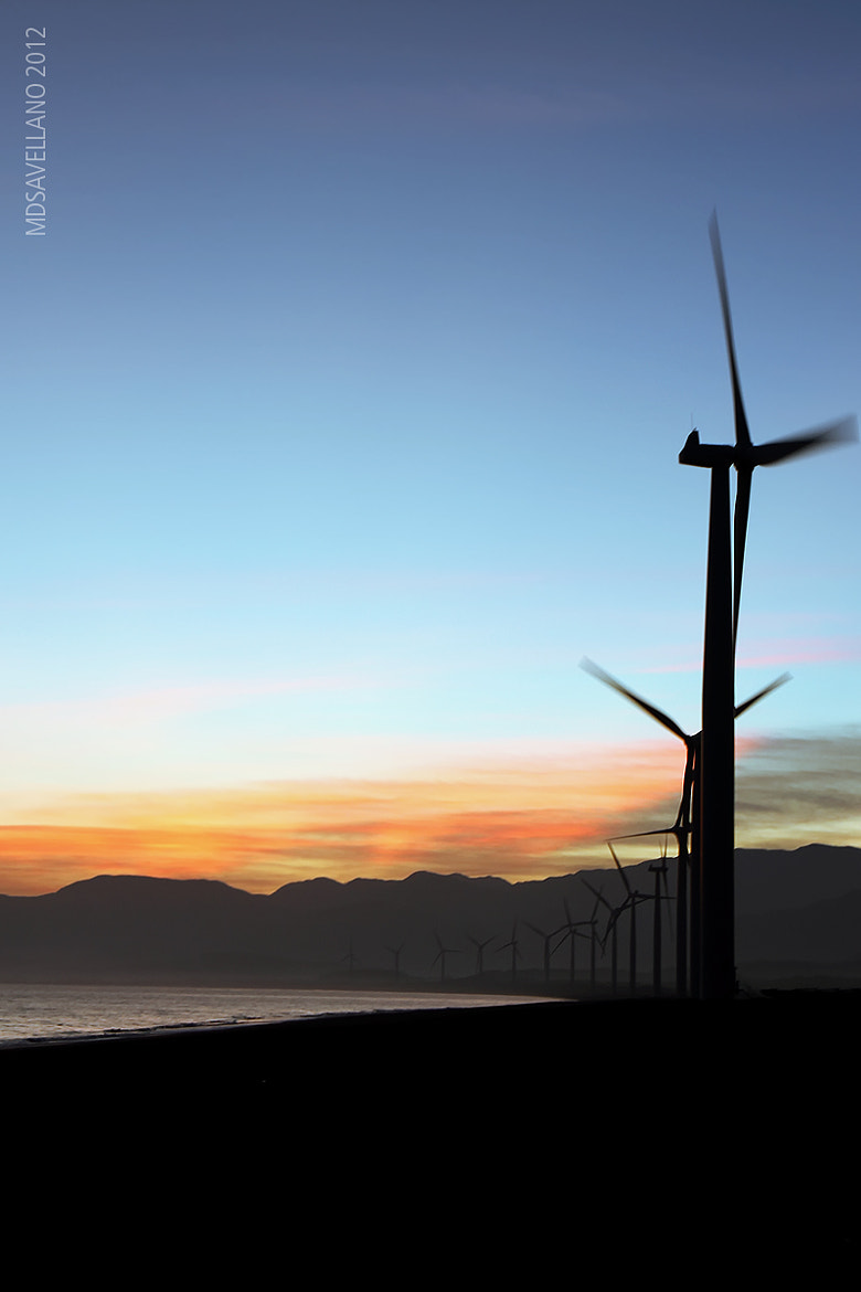 Photograph Dawn at The Windmills. by Michael Savellano on 500px