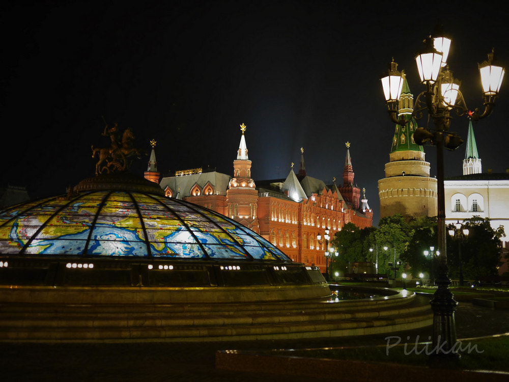 Photograph Red Square park by Pilikan Ch on 500px