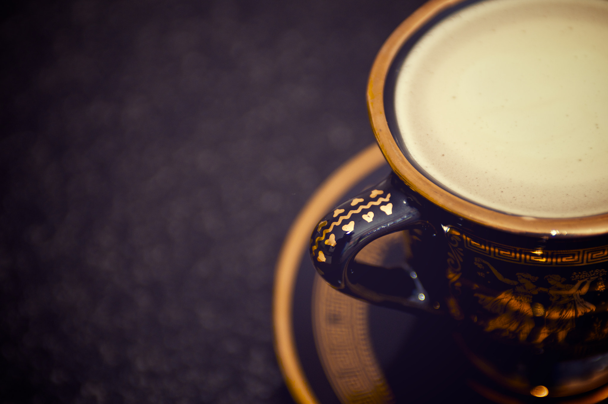 Photograph Latte by James Johnson on 500px
