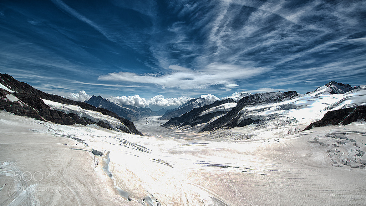 Photograph Top of Europe by Marc Tornambé on 500px