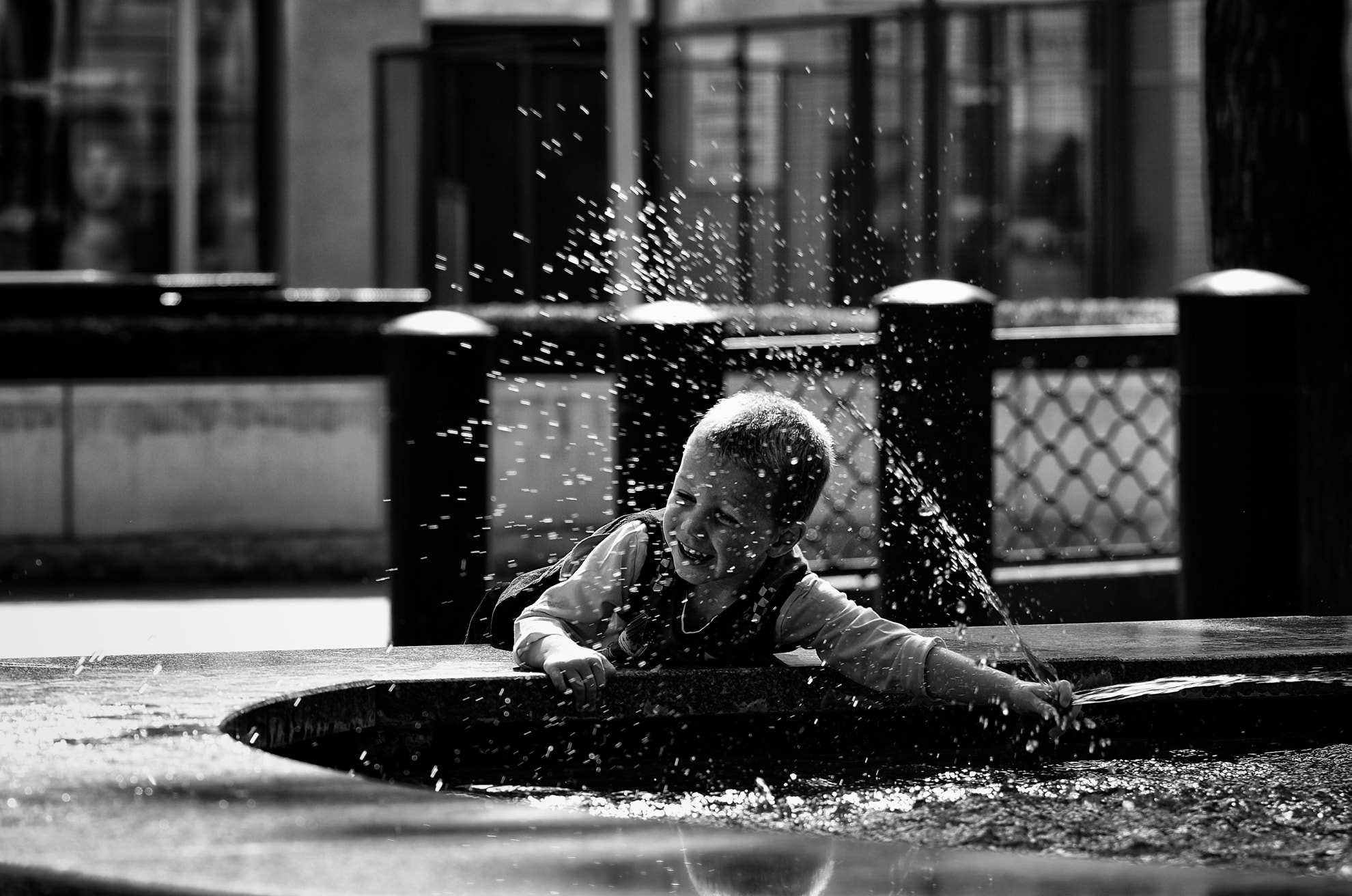 Photograph Water Boy by Martin Hricko on 500px
