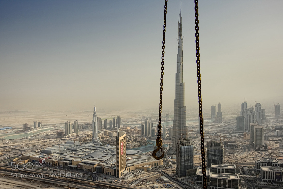 Photograph Burj Khalifa by David Nightingale on 500px