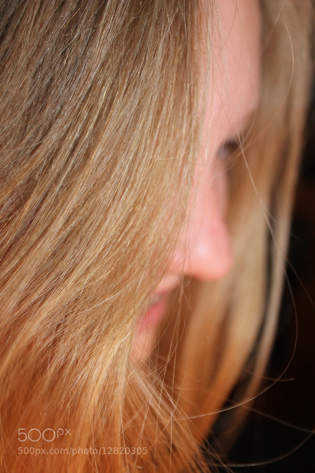 Photograph hidden girl by Svenja W. on 500px