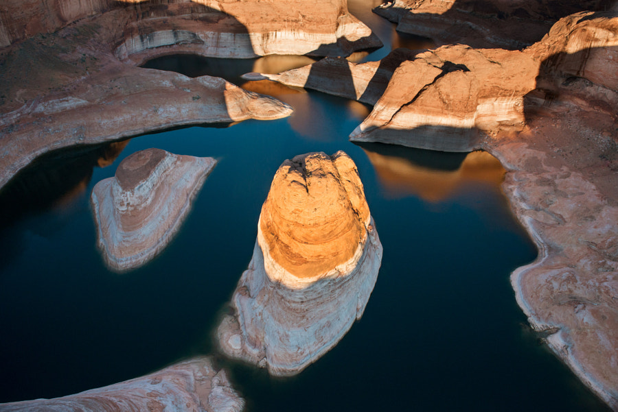 At the morning under Reflections Canyon by Anton Seleznev on 500px.com
