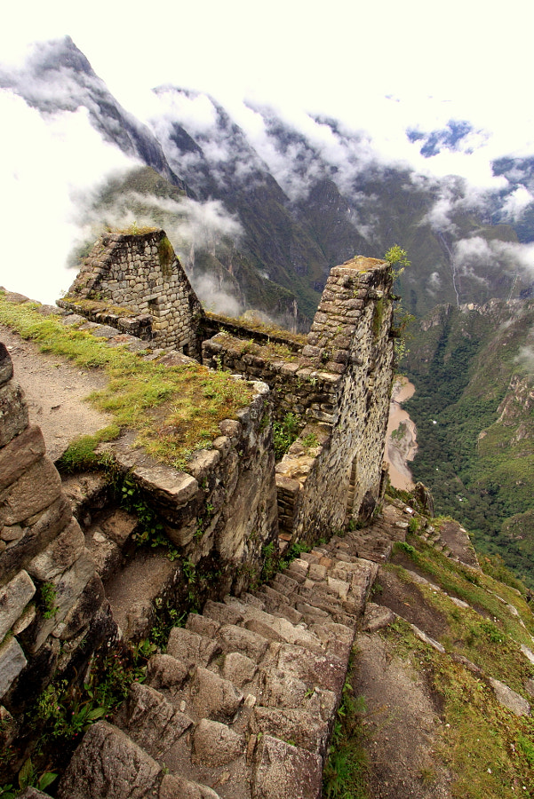 Huayna Picchu by Robert Downie on 500px.com