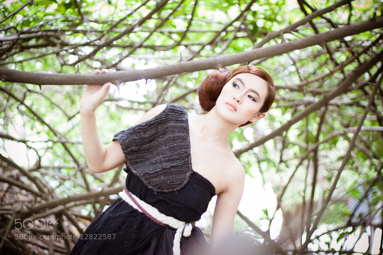 Photograph RMUTL- Fashion design by Unrestrictedz Pt on 500px