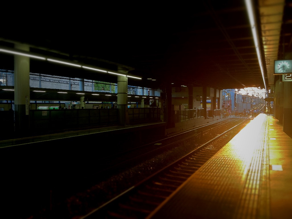 Photograph Dawn at station by Yuichi Abe on 500px