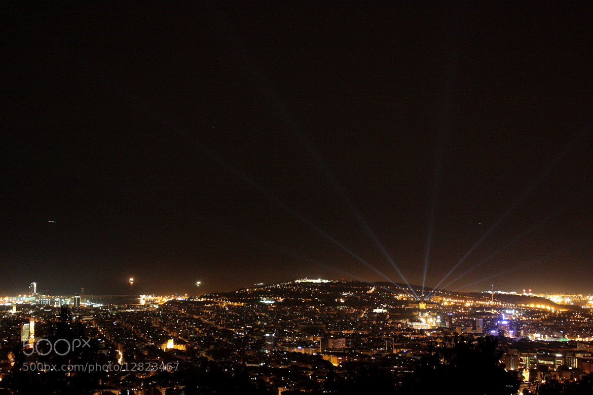 Photograph Barcelona at night 2 by Mali boca on 500px