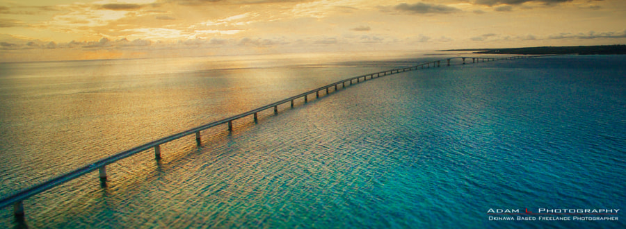 Irabu bridge Miyakojima by Adam Lewis on 500px.com