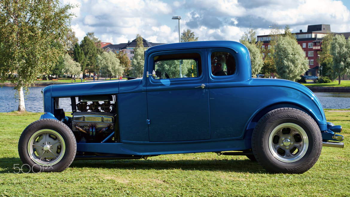Photograph Hot Rod by Patrik Engman on 500px