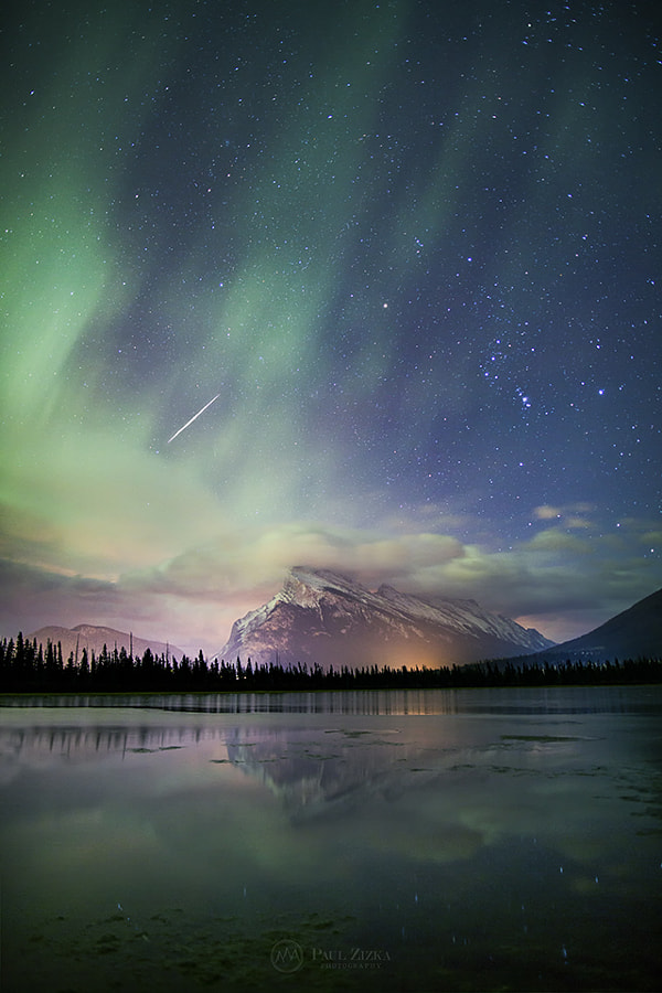 Night of the Taurids by Paul Zizka on 500px.com