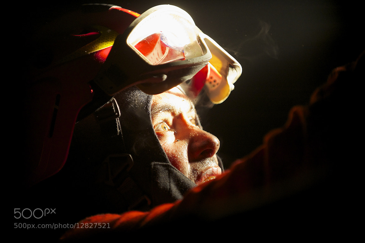 Photograph Firefighter by Rui Caria on 500px