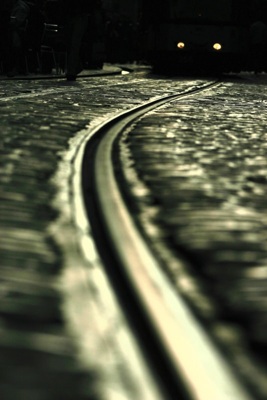 Photograph Tramrails by Dirk Zugenmaier on 500px