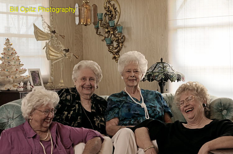 Photograph Sisters Family Reuinon by Bill Opitz on 500px