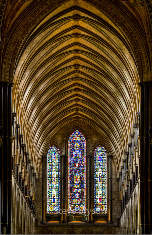 Photograph Salisbury Cathedral by Steve Bryson on 500px