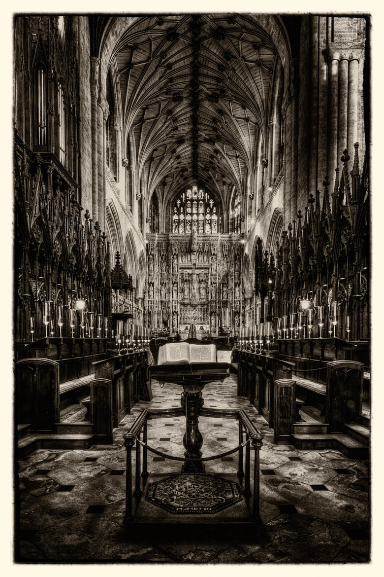 Photograph Winchester Cathedral by Steve Bryson on 500px