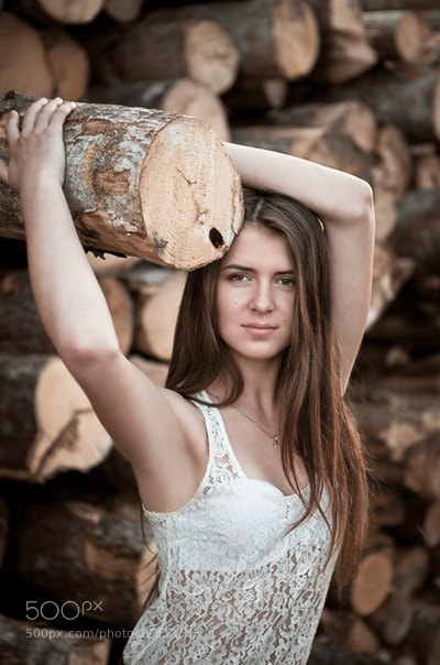 Photograph Yana by Andrey Tihonov on 500px