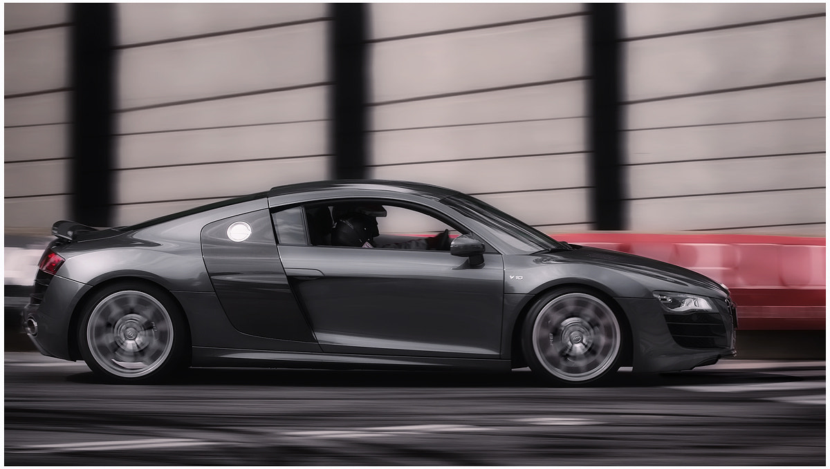 Photograph AUDI R8 by Thomas Juel on 500px