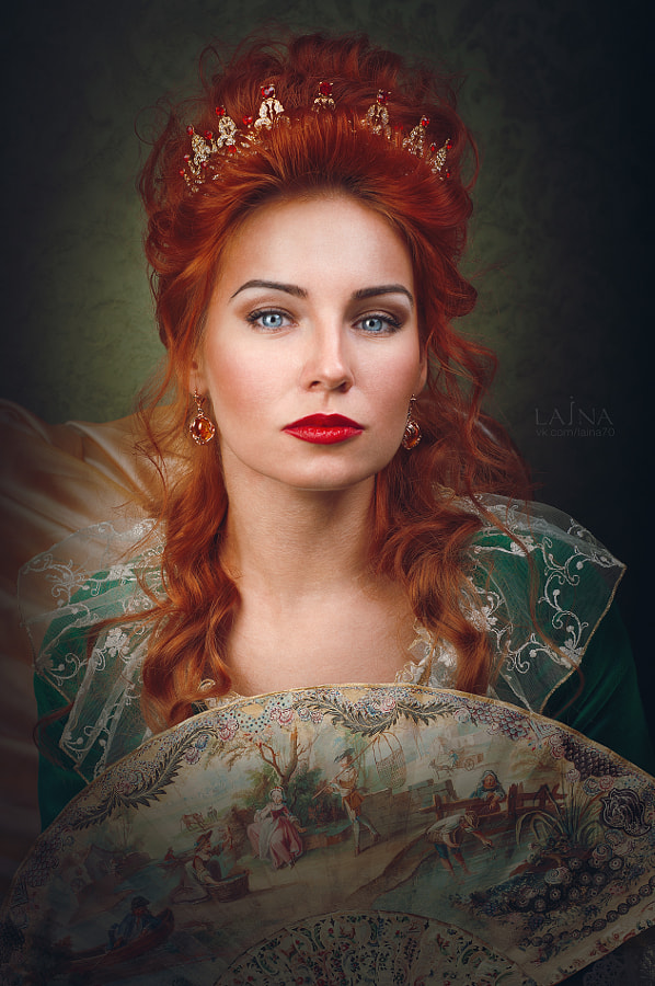 Empress Anastasia by Inna Lyubichanskaya on 500px.com