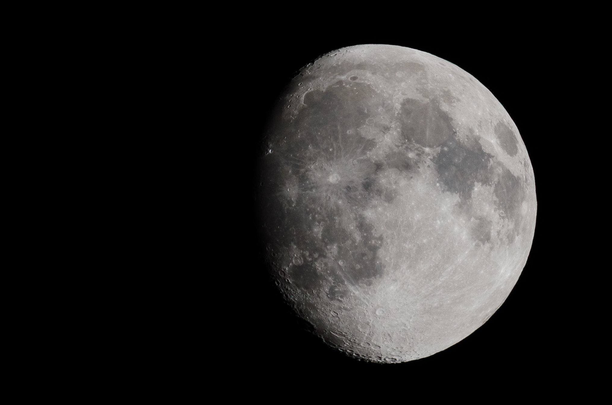 Photograph Moon by Ingo Scholtes on 500px