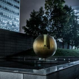 Photograph GoldenBall by Lukas Bachschwell