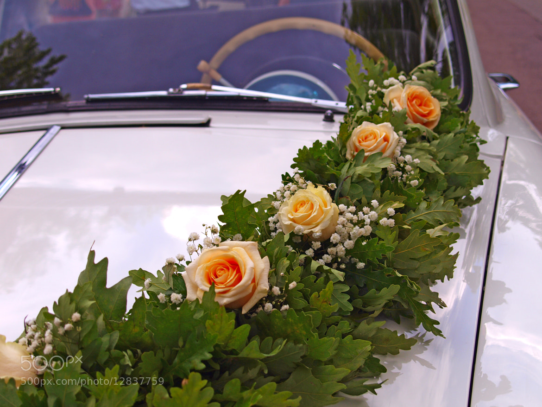 Photograph Wedding Car by Jelena Jagomägis on 500px